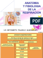 Anatomia y Fisiologia Del Aparato Respiratorio -Seoane