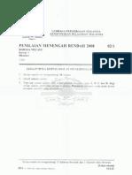 PMR 2008-BM Kertas1