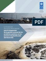 La Iniciativa de Asociación PNUD-PNUMA para la integración de la gestión racional de los productos químicos en los procesos de planificación del desarrollo