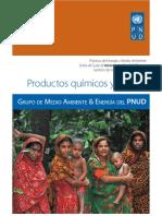 Productos químicos y género
