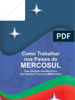 Cartilha Trabalho Mercosul Port