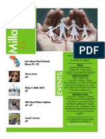 MillarRich Newsletter July 2013