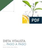 Dieta Vitalista - Empieza desde cero...