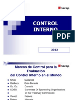 Control Interno 2012