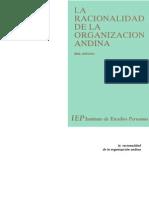 Racionalidad Organizacion Andina Golte