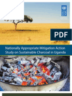 Nationally Appropriate Mitigation Action Study on Sustainable Charcoal in Uganda