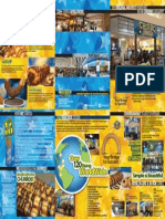 Churromania Franchise Brochure