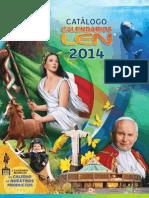 Catalogo Calendarios Promocionales LEN 2014