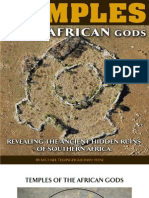 Temples of African Gods