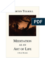 Morten Tolboll - Meditation as an Art of Life
