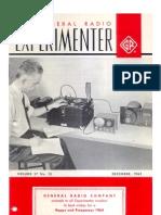 GenRad Experimenter Dec 1963