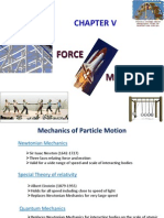 Ch5 Lecture Force&MotionI