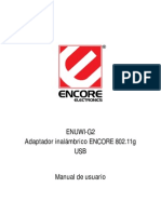 Enuwi-g2 Npsp Manual
