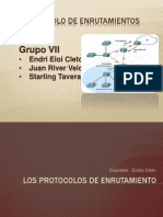 Grupo 7 - Protocolos de Enrutamiento