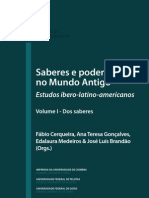 eBook - Saberes e Poderes Vol. I