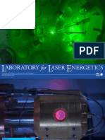 2009 Aboratory for l Aser Energetics l University Of