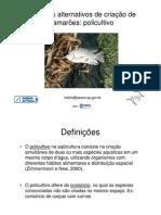 Sistemas alternativos de criação de camarões - Policultivo.pdf