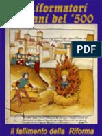 Il Contributo dei riformatori italiani al protestantesimo europeo