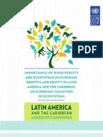Latin America a Biodiversity Superpower