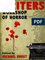 Writers Workshop of Horror - Michael Knost