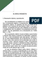 Latin - EL Estilo Indirecto