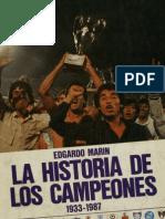 Historia de Los Campeones