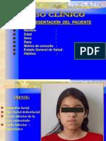 MODELO DE PRESENTACION DE CASO CLINICO ORTODONCIA.ppt