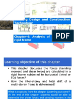 Chapter 6 Rigid Frame Analysis