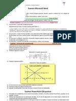 Examen Word PowerPoint y Programacion