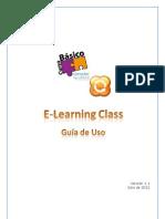 Tutorial_E-Learning Class Guia de Uso