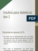 Dosis de Insulina Carlos R