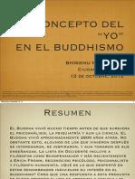 Concept Odel Yo Enel Buddhism o