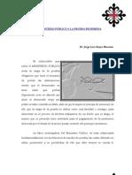 EL MINISTERIO PÚBLICO Y LA PRUEBA PROHIBIDA