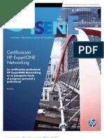Certificaciones HP Networking ExpertONE
