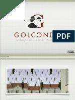 Golconde pgCon 2009 Presentation