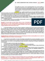 11 - Direito Administrativo - Curso Cers- 2a Fase Oab Prof.matheus Carvalho