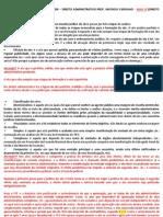 13 - Direito Administrativo - Curso Cers- 2a Fase Oab Prof.matheus Carvalho