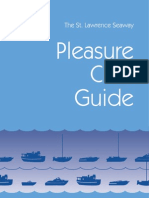 Pleasure Craft Guide