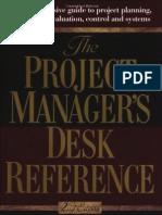 O Livro de Referencia Do Gestor de Projetos