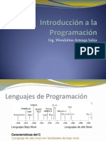 Intr a La Programacion C