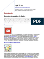 Manual Do Google Drive