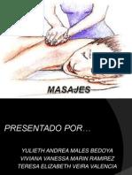 Masaje de Pacientes