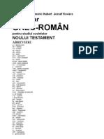 Dictionar Grec Roman