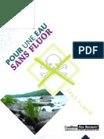 Lacroix Édith - Pour une eau sans fluor