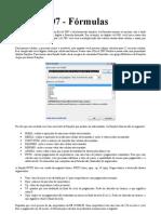 Excel 2007 - Formulas