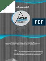 Apresentação - ASTEME-2013