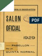 SALON - 1929