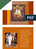 Emaús e Eucaristia