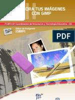 GIMP INFOCENTRO ManualIntroduccion