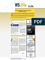 Newsletter Jaminan Sosial Edisi 57 | Mei 2013